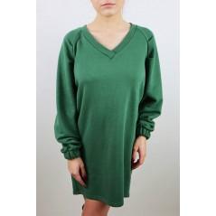 Bluza zielona basic