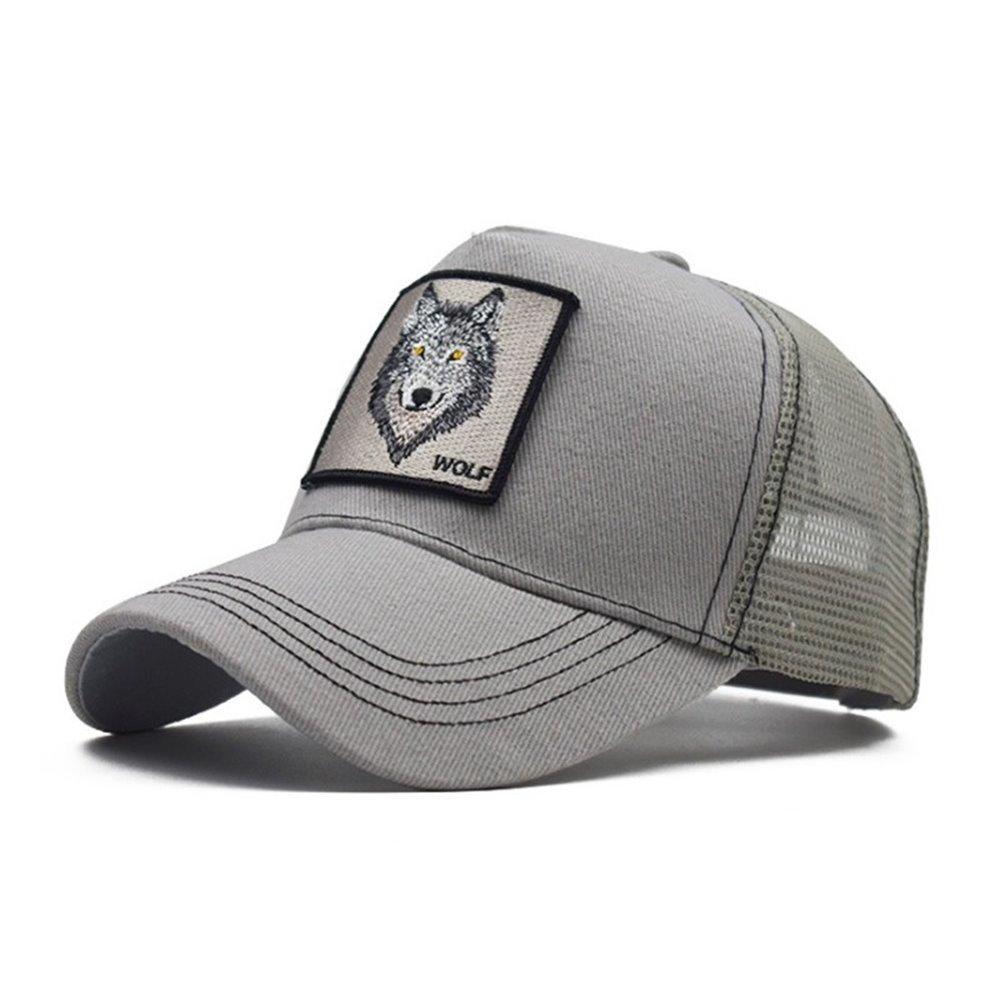 Czapka z daszkiem baseball cap z siatką CZ18WZ2
