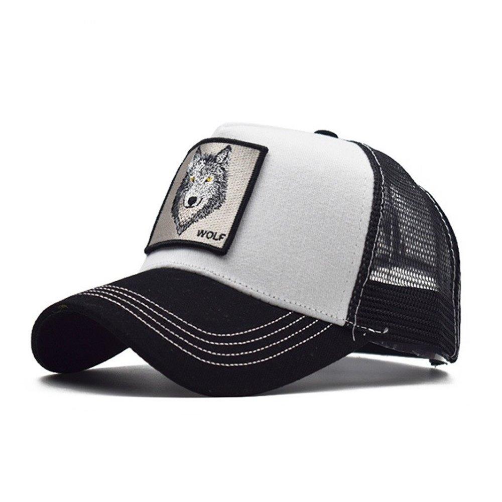 Czapka z daszkiem baseball cap z siatką CZ18WZ3