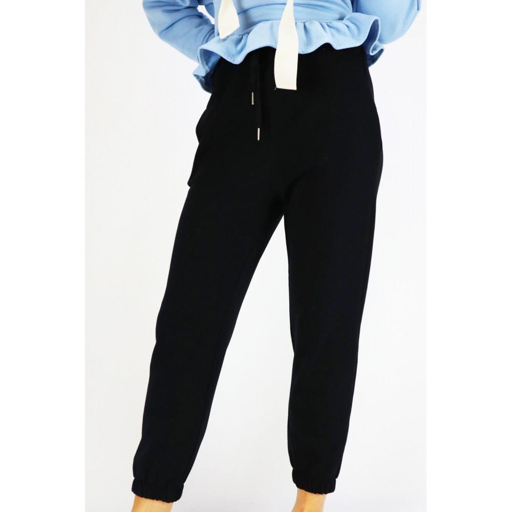 Czarne damskie spodnie...