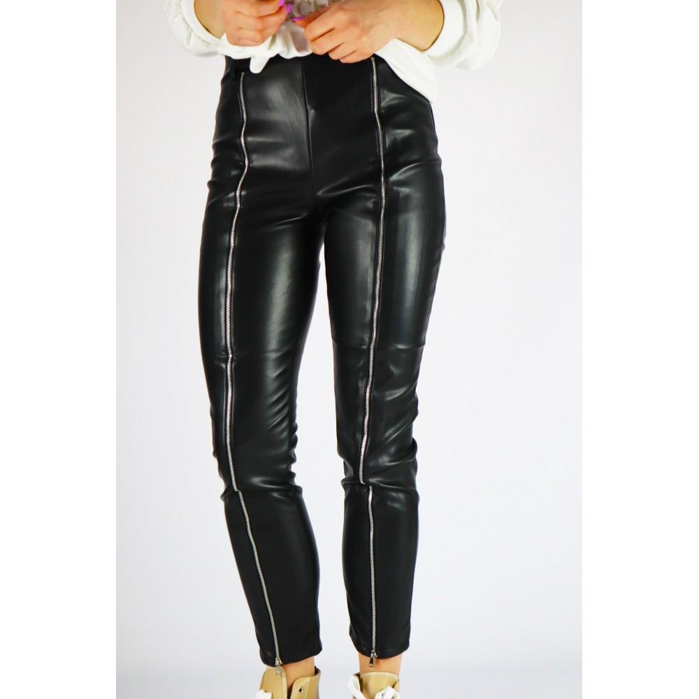 Spodnie legginsy damskie...