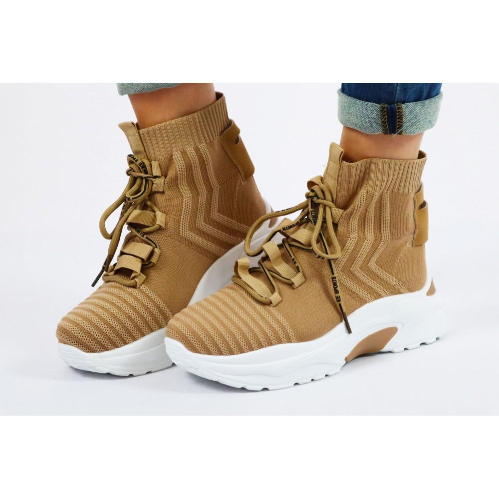 Wysokie sneakersy damskie...